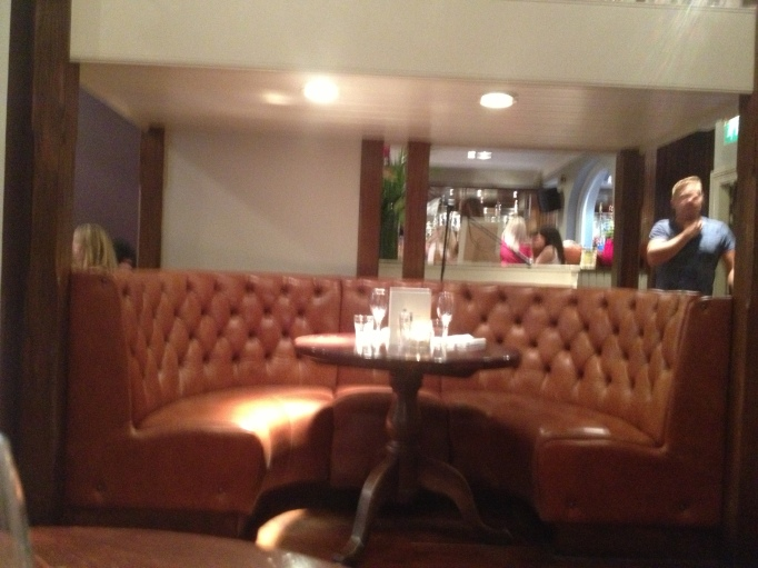 Image of Sofa at Living Room Restaurant