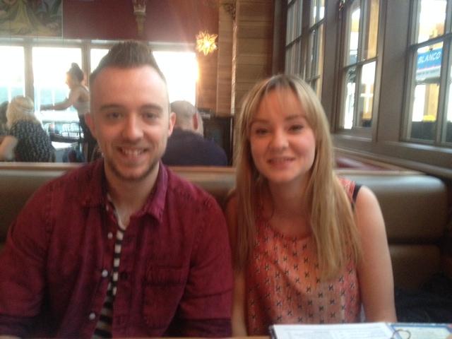 Image of Dan and Jen