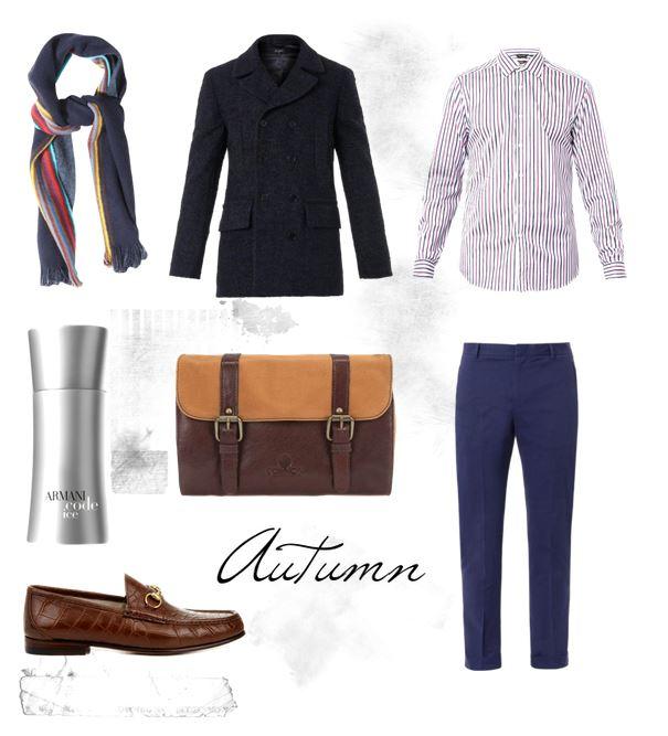 image of Autumn lifestyle fashion