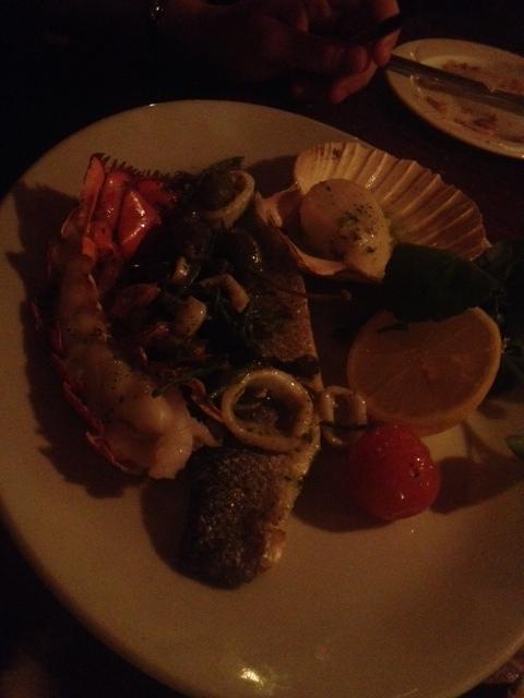 Image of Fish Dish